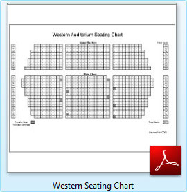 western_seating_chart
